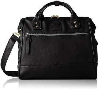 Anello PU Leather 2 Way Shoulder Bag Regular Size