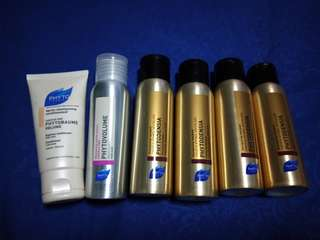 Phyto Shampoo Conditioner