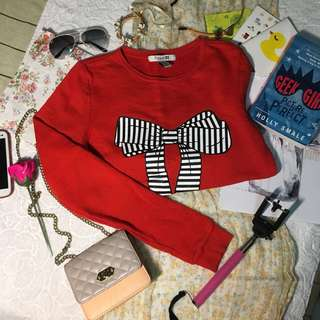 Forever 21 Holiday Pullover Sweater