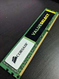 Corsair 4GB Ram 1333