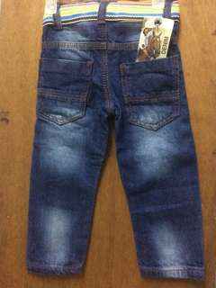 LELONG POLO KIDS JEANS