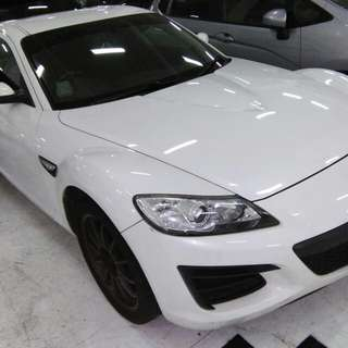 MAZDA RX8 2008 NEW FACELIFT