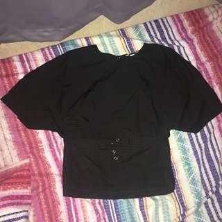 H&M corset top NEW