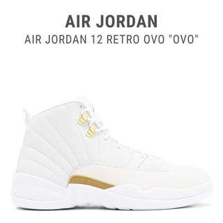 Jordan 12 OVO UA 1:1