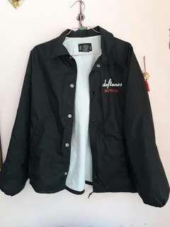 Deftones Coach Jacket
