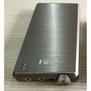 FiiO E12A Mont Blanc Portable Headphone Amplifier for IEM