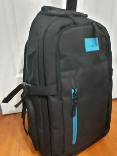 Original Quiksilver Kelly Slater wheeled backpack (cabin luggage)
