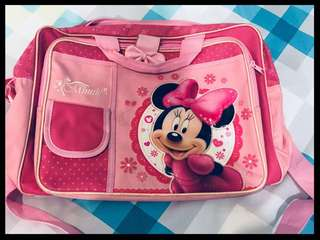Minnie Mouse Bag (sling bag)