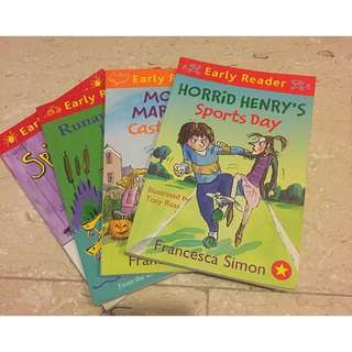 Early Reader (Reading Together) : set of 4