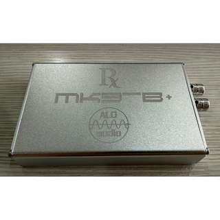 ALO Audio RX MK3-B+ silver headphone amp