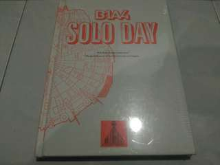 B1A4 Solo Day Album