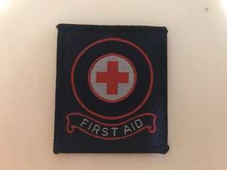 紅十字急救章
