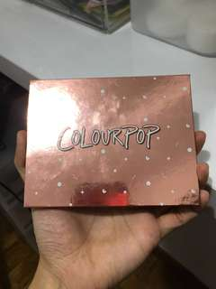 Colourpop I Think I Love You Pressed Powder Shadow Palette