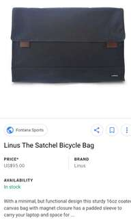 The sachel by linus