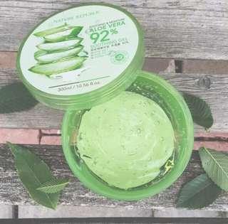 Nature Republic Aloevera Soothing Gel 92%