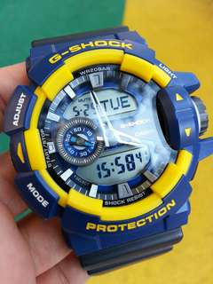 G-Shock 52mm大錶面