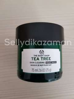 Tea Tree Skin Clearing Night Mask