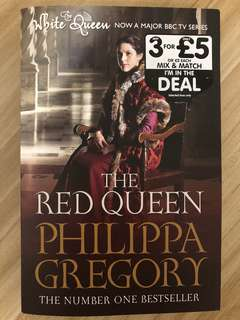 The Red Queen - By Philippa Gregory
