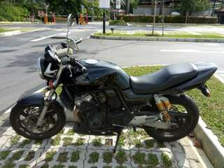 Honda Super 4 Spec 1 CB 400