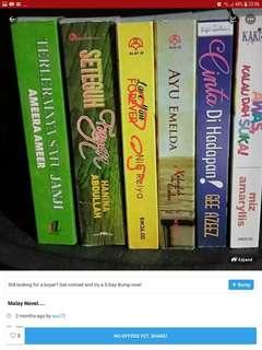 Malay Novel.. novel melayu