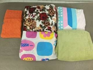 Cadar n comforter, sarung bantal sofa