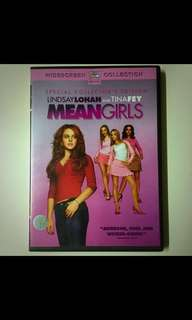 2004 Mean Girls DVD - Lindsay Lohan