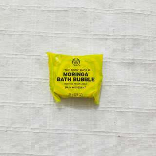 The Body Shop - Bath Bubble Moringa