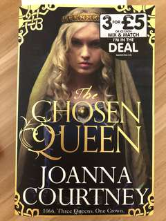 The Chosen Queen - By Philippa Gregory