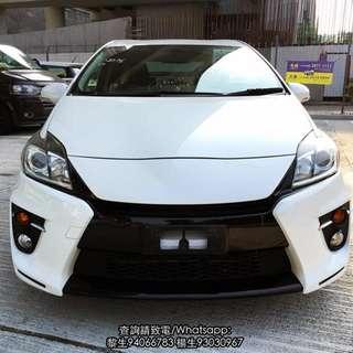2013 TOYOTA PRIUS G's Hybrid
