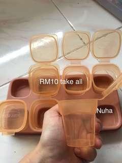 Food Storage Cups