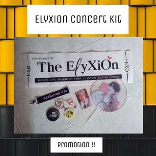 EXO ElyXiOn Concert Kit
