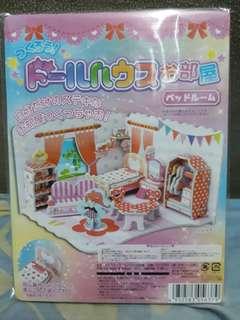 3D Puzzle - Bedroom