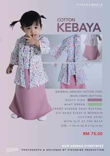 Baju Kurung (Baby)