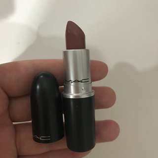 MAC Matte lipstick in TAUPE