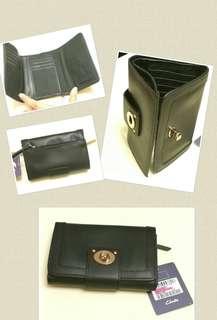 英國Clarks classic 女裝皮wallet