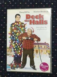 Original Christmas Family DVD Movie: Deck the Halls