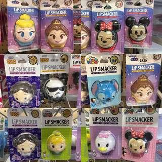 *preorder* Disney Lip smacker - tsum tsum & starwars