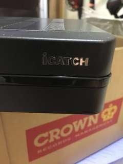 Used icatch DVR CCTV with 2 camera