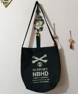 Neighborhood Slingbag/Totebag