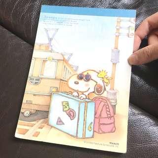 (*贈)Snoopy信紙🐥