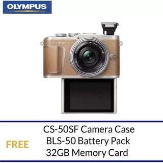 Olympus E-PL9 w/14-42mm EZ Lens Kit