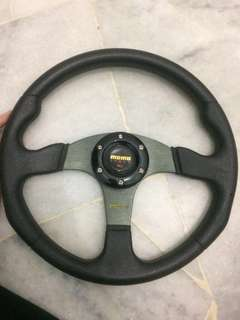 Momo Steering Wheel (14 Inch)