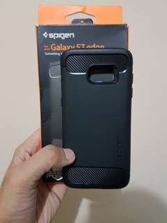 Spigen Rugged Armor for Galaxy S7 Edge
