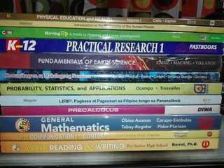 Senior High School Books