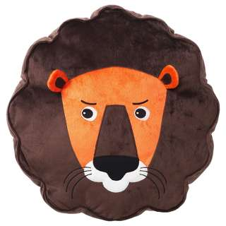 IKEA DJUNGELSKOG Soft toy, lion, brown