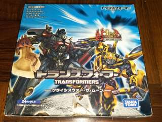 Takara Tomy: Heat Scramble Card Game System - Transformers