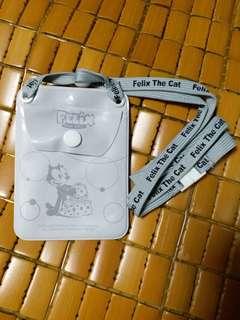 正版felix the cat絕版證件八達通套2004年