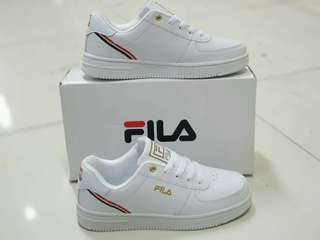 FILA WHITEGOLD (with box)
