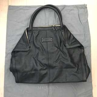 Alexander mqueen leather bag