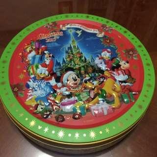 🚚 迪士尼米奇吉盒,空的